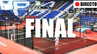 FINAL Palma de Mallorca Open | World Padel Tour (2015)