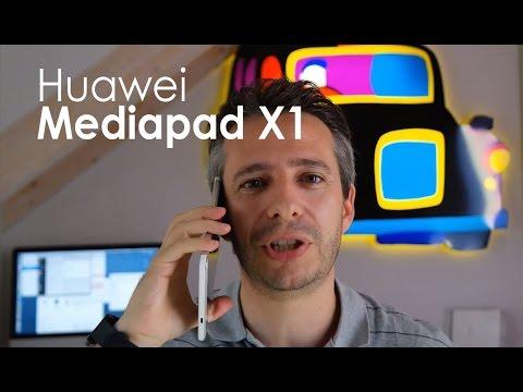 Huawei Mediapad X1 la recensione di HDblog.it