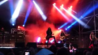 H.e.a.t - Tearing Down The Walls (Väsby Rock Festival, Sweden July 17 2015)
