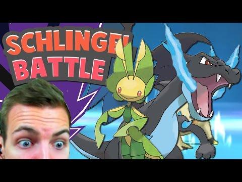 DAS SETUP IST REAL! Pokémon [SuMo] Sonne und Mond Live Wifi Schlingel Battle  #12