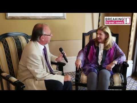 Susan Harmsworth, chief executive, ESPA International – Part 2