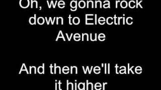 Electric Avenue - Eddy Grant || Lyrics