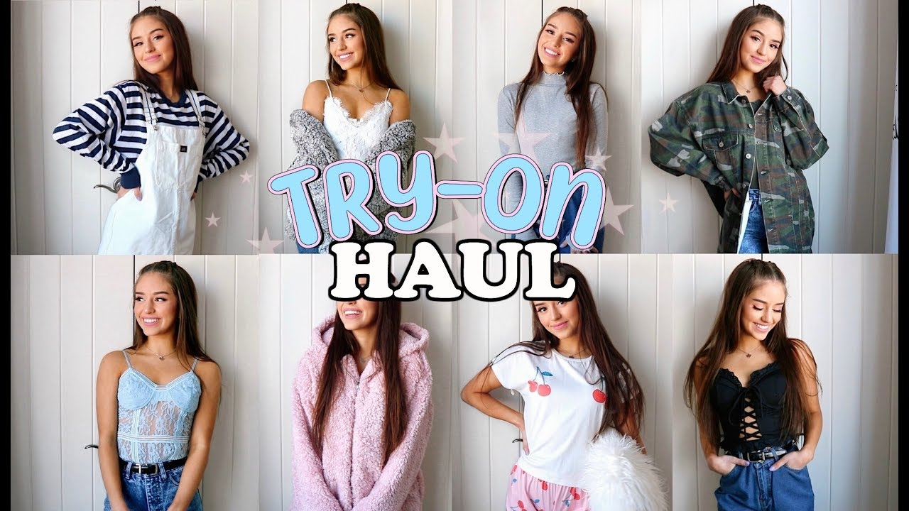 f5e831dd37 SPRING TRY-ON HAUL 2018 | SheIn, Shop Ulala - YouTube