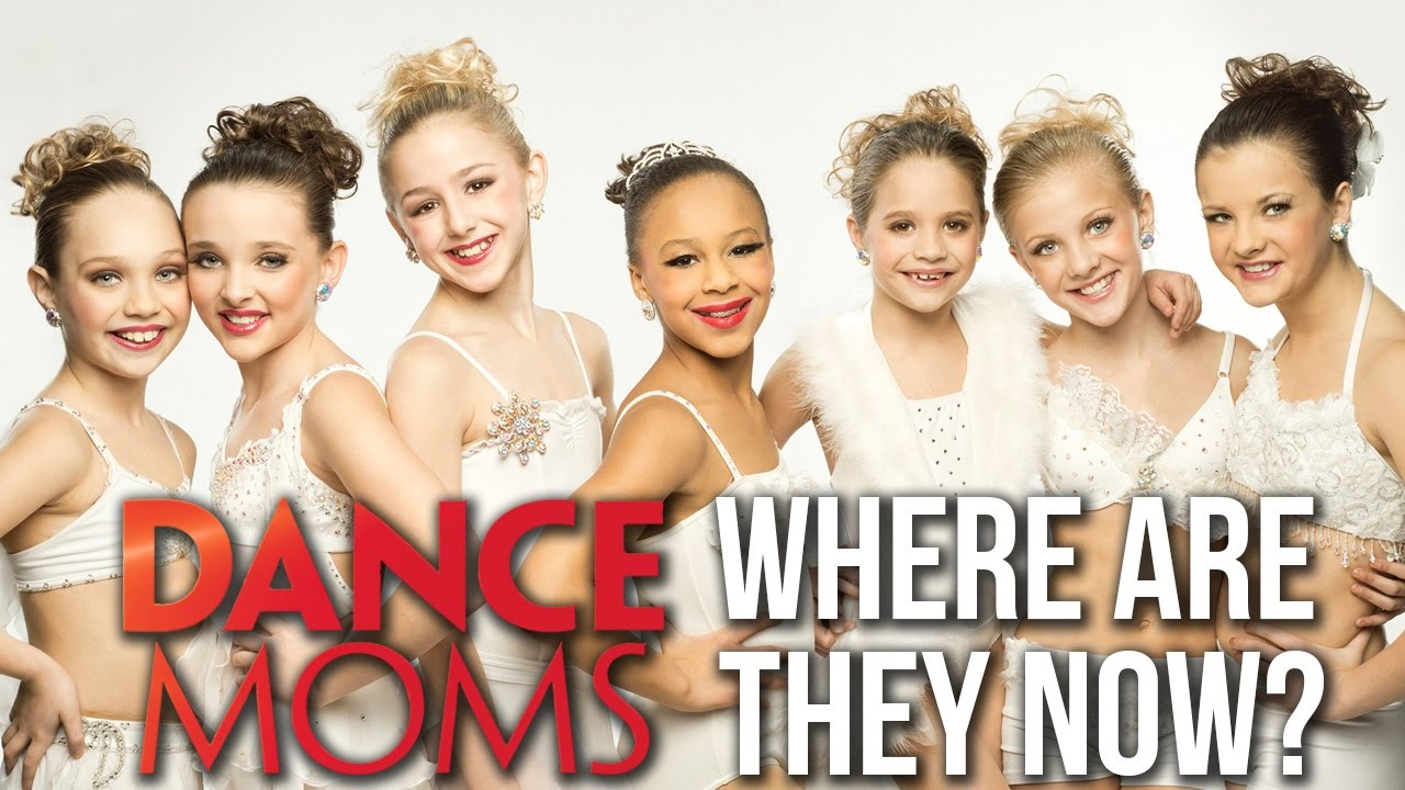 Dance Moms Cast Where Are They Now Youtube