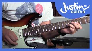 Rhythm Lick 3: Mayfield/Hendrix Style, Rhythm Guitar Lesson