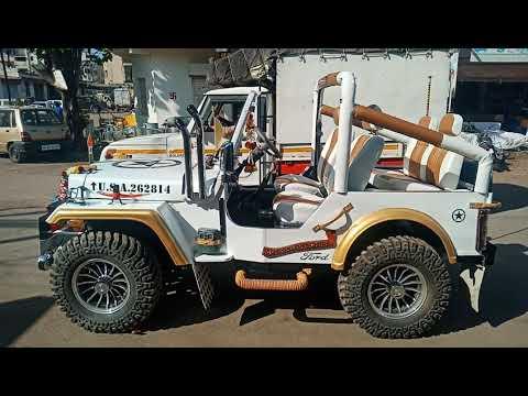 Mahindra Commander Modified 81 Jeep(1)