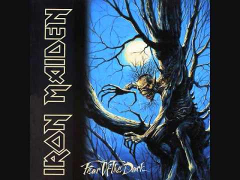 Iron Maiden-Fear Of The Dark (Lyrics)