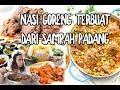 Nasi Goreng SAMPAH + 1kg RENDANG & DENDENG BALADO + BON CABE LVL 15
