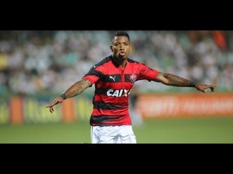Coritiba 0 X 1 Vitória  Melhores Momentos Gol Campeonato Brasileiro 27/11/2016