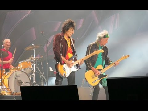 The Rolling Stones - Düsseldorf 19/6/2014 - Full Show