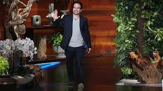 Lin-Manuel Miranda on EGOTs and '5 Second Rule'