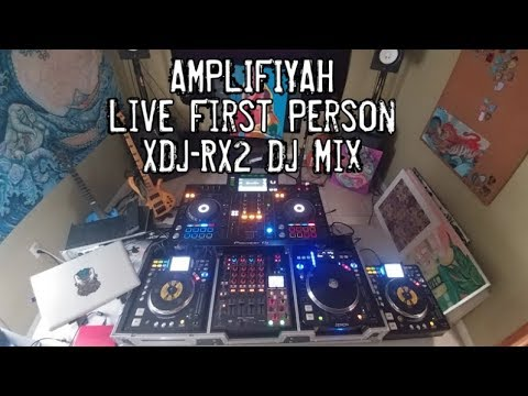 AMPLIFIYAH - LIVE XDJ-RX2 MIX (Psychedelic | Halftime | Dubstep/Drumstep )