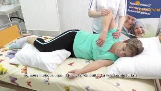 видео ЛФК после инсульта в домашних условиях: лучшие упражнения