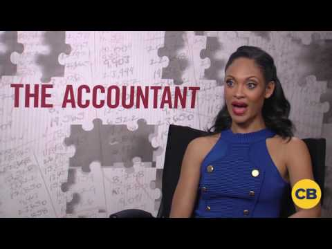 Cynthia Addai Robinson on The Accountant and Arrow