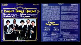 Empire Brass Quintet: 15. Antonin Dvorak- Two Waltzes, Op. 54 No. 1