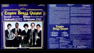 Empire Brass Quintet: 15. Antonin Dvorak- Two Waltzes, Op. 54 No. 1