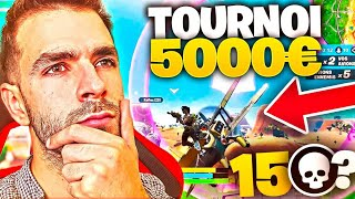 On Explose le Tournoi Mode Avion à 5000€ en Game1 de Deujna !
