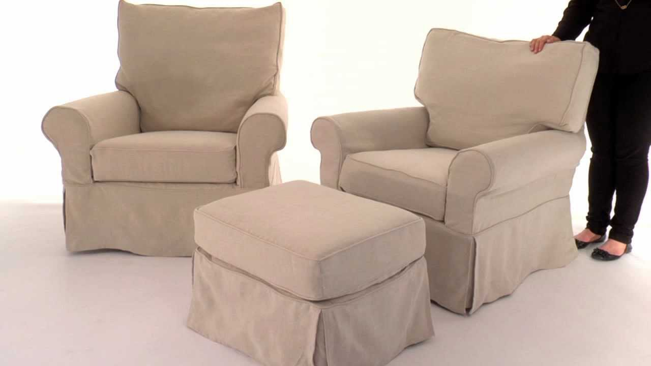 Update Your Nursery With This Comfortable Swivel Glider
