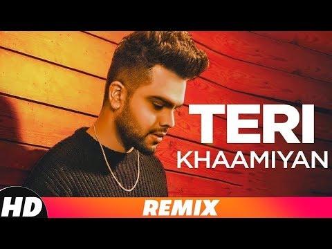 Teri Khaamiyan | Remix Video | Akhil | Latest Remix Songs 2018 | Speed Records