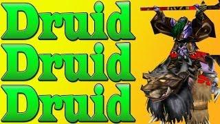 Druid Druid Druid [Ep 1000 Special] {WTii Word}