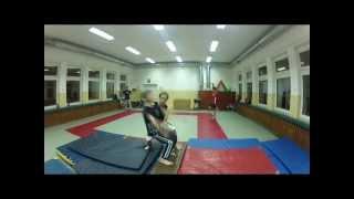Warszawska Szkoła Martial Arts Tricks - 2nd strike