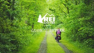 REI Presents: Leave It Better | Packing it Out