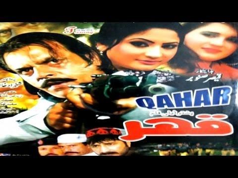 Jahangir Khan,Full Pashto Action Movie - QAHAR - Jandad Khan,Shanza,Pushto Movie