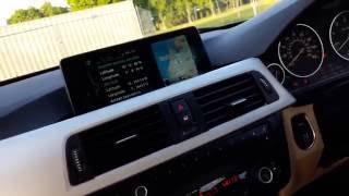 BMW F30 (3 Series) NBT Sat Nav Retrofit HU_NBT