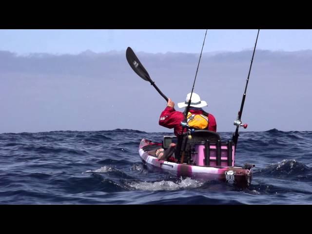 Complete Walkthrough of Jackson Kayak's Kraken