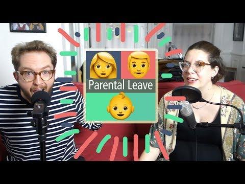 Parental Leave - 12 Weeks Together (new podcast!)