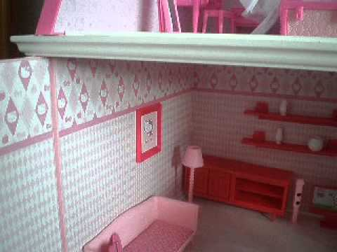 Mi casa de hello kitty youtube - La casa de kitty ...