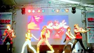 SHINErs - Replay + Lucifer ( The 3rd Philippine Kpop Convention  )