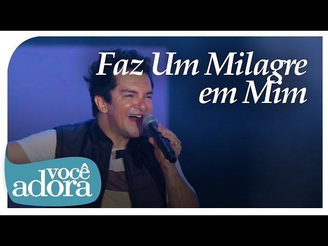 Regis Danese - Faz Um Milagre em Mim (DVD 10 Anos) [Vídeo Oficial]