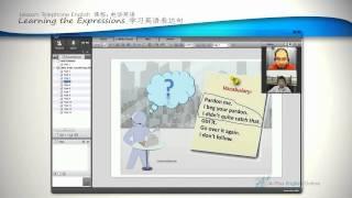 A-Plus English Online - Lesson: Telephone English Image