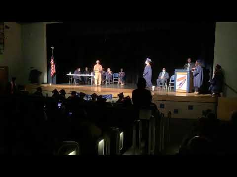 54th Street Academy 2021 Graduation