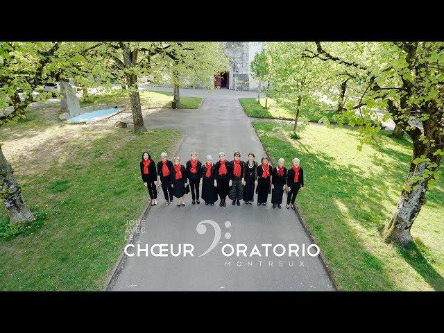 Joue avec le Chœur d'Oratorio de Montreux - Prise 5 avec les alti