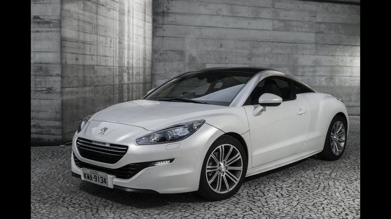 sal o de curitiba 2014 peugeot rcz aut6 aro 18 1 6 thp turbo 165 cv 24 5 mkgf youtube. Black Bedroom Furniture Sets. Home Design Ideas