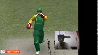 Cricket 11 Gameplay