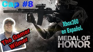 Medal of Honor cap #8 en español para Xbox 360