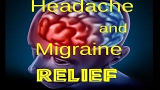 headache and migraine relief iia binaural beats isochronic tones pain relief delta frequencies