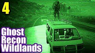 Night Vision Snipers - GHOST RECON WILDLANDS CoOp (Ep.4)