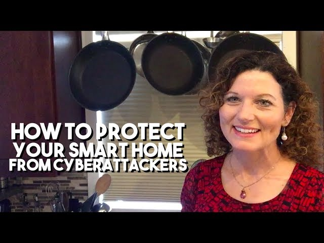How to stop spies & thieves in your smart home