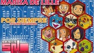 Marisa de Lille「Por Siempre」 Audio Latino
