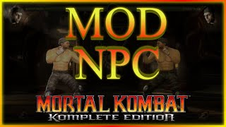 Como instalar mod NPC en Mortal Kombat 9