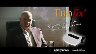 Der Don – TubFix Tubenpresse | Werbung