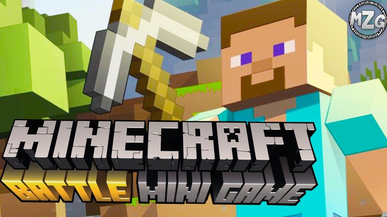 Wii U Edition Minecraft Wii U Battle Mini Game Gameplay Episode - Minecraft wii u spielen