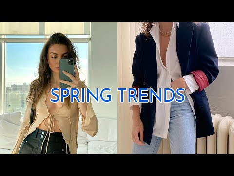 SPRING TRENDS 2021   fashion trends