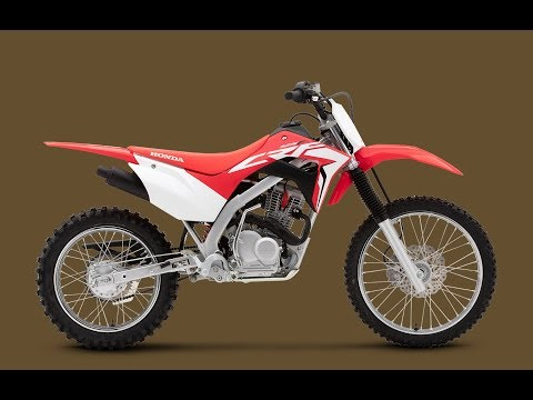 2019 CRF125F (Big Wheel) - Fuel Injected -  Overview