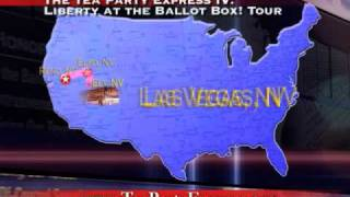 "Tv Ad: Tea Party Express Iv ""liberty At The Ballot Box"""
