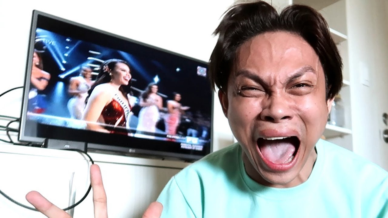 Catriona Gray Wins Miss Universe 2018 Reaction